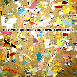 Hey You, Choose Your Own Adventure